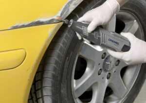 Способы удаления ржавчины с кузова автомобиля
